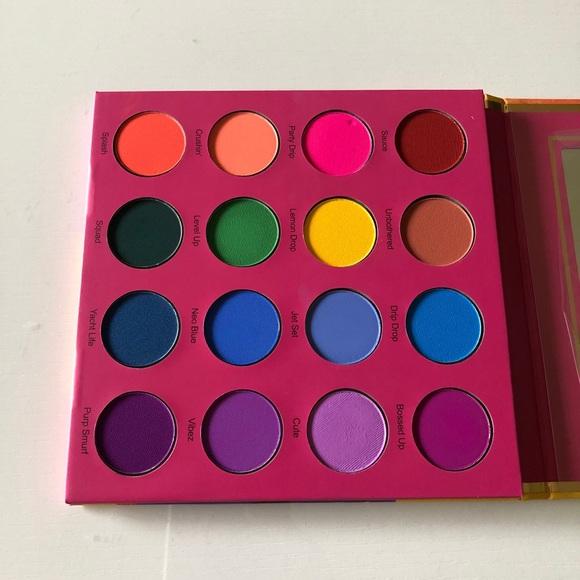 CR vivid Pigments Palette